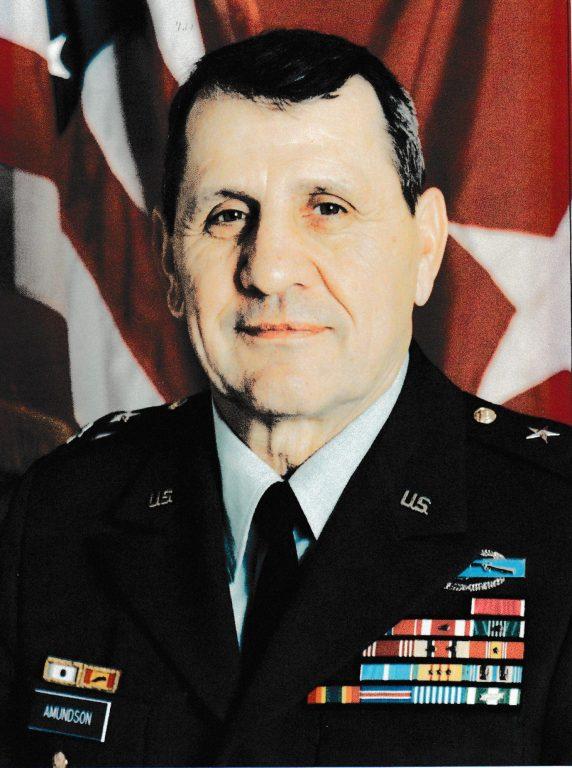 Amundson, Gerald E. (Bud)