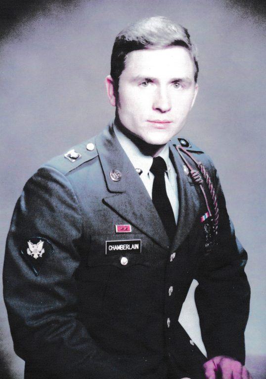 Chamberlain, Michael G.
