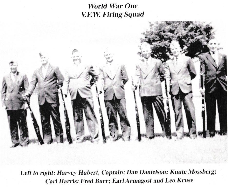 WWI Firing Squad